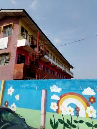 10 bedroom School Commercial Property for rent Chemist Akoka Yaba Lagos