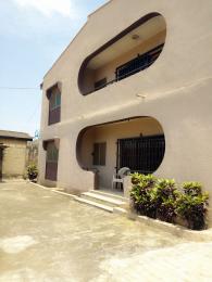 3 bedroom Flat / Apartment for rent Idowu adeniji street off ekoro road abule egba lagos Abule Egba Abule Egba Lagos