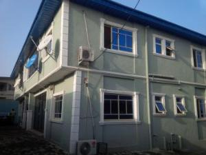 3 bedroom Flat / Apartment for rent Oladipo banjo street off Mobil b/stop, oke-ira, ogba Oke-Ira Ogba Lagos