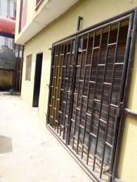 1 bedroom mini flat  Self Contain Flat / Apartment for rent wammon taofeek street Abule Egba Abule Egba Lagos