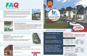 Mixed   Use Land Land for sale Cemetery Road Enugu Enugu