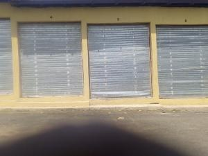 Warehouse Commercial Property for sale Ayegbaju Market, along Gbongan-Ibadan express, Osogbo.  Osogbo Osun