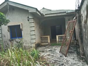 Detached Bungalow House for sale Ijegun Town Ijegun Ikotun/Igando Lagos