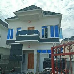 Detached Duplex House for sale Ocean breeze estate Ologolo Lekki Lagos