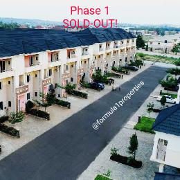 4 bedroom Terraced Duplex House for sale Close to Cedacrest Hospital Apo Abuja