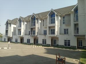 4 bedroom Terraced Duplex House for sale Just off the popular Turkish Hospital Karmo Abuja