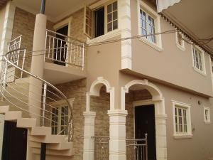 1 bedroom mini flat  Flat / Apartment for rent Alani Oludimu Street, Olanrewaju B/Stop Ojoolu Ifo Ogun