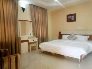 1 bedroom mini flat  Flat / Apartment for shortlet Julius Nyere Street Asokoro Abuja
