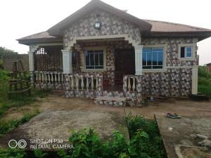 Detached Bungalow House for sale Bank bus stop Ifo Ogun