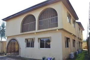 Detached Duplex House for sale Off olaniyi Street, New oko oba Oko oba Agege Lagos
