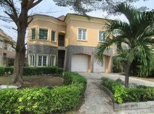 5 bedroom Detached Duplex House for sale Nicon Town  Ikate Lekki Lagos