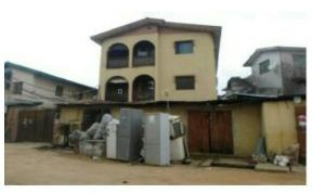 3 bedroom Blocks of Flats House for sale Rotimi Close Off Nathaniel Street, off Ojuelegba Road  Ojuelegba Surulere Lagos