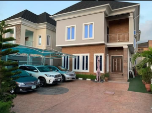 5 bedroom House for sale Omole Phase 1  Omole phase 1 Ojodu Lagos