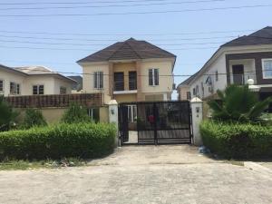 4 bedroom Detached Duplex House for sale Dillon estate, Alh. Maruf Ali-Owe street Agungi Lekki Lagos