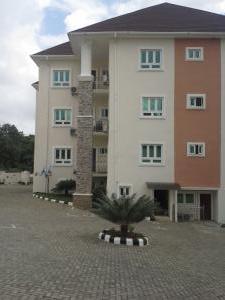 3 bedroom Shared Apartment Flat / Apartment for rent Ibrahim Bako Street, Guzape,Abuja Guzape Abuja