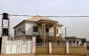 5 bedroom Detached Duplex House for sale Shagari Estate Dei-Dei Abuja