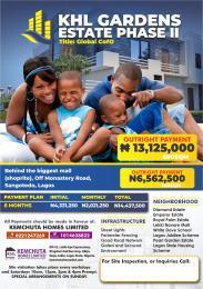 Residential Land Land for sale Behind Shoprite Maga Mall Monastery road Sangotedo Lagos - 0