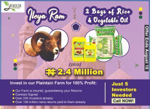 Land for sale Ojo Village, Off Ogere Town. Obafemi Owode Ogun