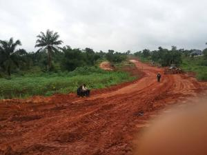 Commercial Land Land for sale Located Along The  Road, Agulare Anambra State Nigeria  Anambra Anambra