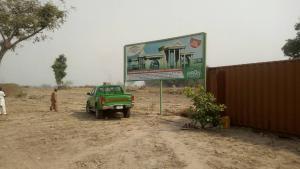 Land for sale 3mins Drive From GGSS Pasali Kuje Kuje Abuja