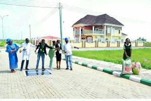 Land for sale Sokoto Road Atan Otta Sango Ota Ado Odo/Ota Ogun
