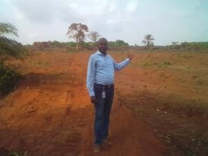 Mixed   Use Land Land for sale Behind Asaba Airport and 2nd Niger Bridge proposed Link Road  Asaba Delta