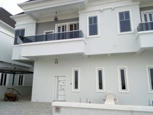 4 bedroom Detached Duplex House for sale Near Ebeano Supermarket chevron Lekki Lagos