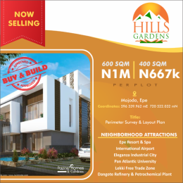 Residential Land Land for sale Majoda, epe Epe Lagos