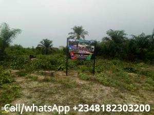 Residential Land Land for sale Badagry main town Aradagun Badagry Lagos