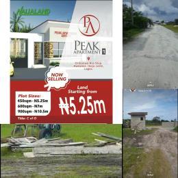 Residential Land Land for sale Oribanwa 1,  Ajah,  Lekki Lekki Phase 2 Lekki Lagos