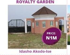 Serviced Residential Land Land for sale 25 minutes After Dangote Refinery close to the Express  Free Trade Zone Ibeju-Lekki Lagos
