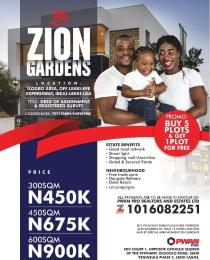 Serviced Residential Land Land for sale After Dangote Refinery near La Campagne Beach Resort  Free Trade Zone Ibeju-Lekki Lagos
