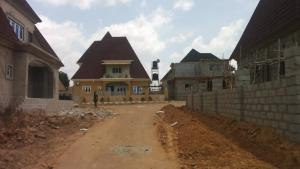 5 bedroom Residential Land Land for sale Lugbe east off NNPC road by trade more estate airport rd. Lugbe Abuja