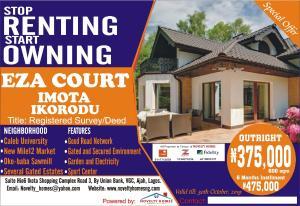 Residential Land Land for sale Eza Court Imota Ikorodu Lagos Ikorodu Ikorodu Lagos
