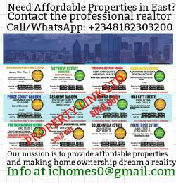 Residential Land Land for sale lsioma Afara Ukwu Ibeku Umuahia North Abia