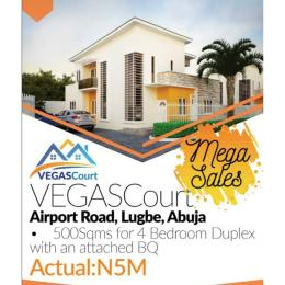 Mixed   Use Land Land for sale Adjecent Dunamis church, Airport road, Lugbe Abuja Lugbe Abuja