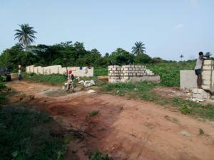 Serviced Residential Land Land for sale Behind Asaba Airport and 2nd Niger Bridge Proposed Link Road.  Asaba Delta