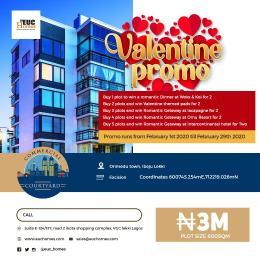 Residential Land Land for sale Orimedu Town  Free Trade Zone Ibeju-Lekki Lagos