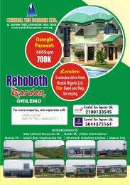 Commercial Land Land for sale Rehoboth Garden Orilemo Sagamu Sagamu Ogun