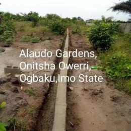 Serviced Residential Land Land for sale Ogbaku along Onitsha-Owerri Road Owerri Imo
