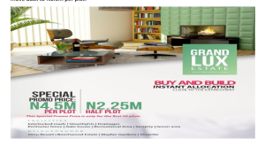 Residential Land Land for sale Bule Pan, Sapati Lekki before Eleko Lekki Lagos
