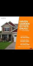 Serviced Residential Land Land for sale Along Udi road by four corners junction Enugu Enugu Enugu