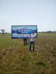 Residential Land Land for sale Along Dangote Refinery Road  Orimedu Ibeju-Lekki Lagos
