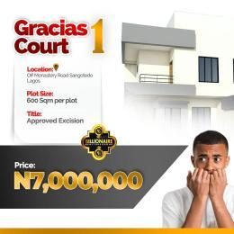 Residential Land Land for sale Off Monastry road Sangotedo Ajah Lagos