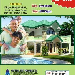 Serviced Residential Land Land for sale Crystal  Garden Estate  in Eluju Ibeju Lekki  Eluju Ibeju-Lekki Lagos