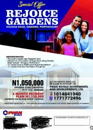 Residential Land Land for sale Ozuoha rd Omagwa  Port Harcourt Rivers