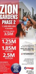 Mixed   Use Land Land for sale Eleko Ibeju Lekki  Eleko Ibeju-Lekki Lagos