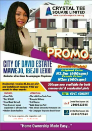 Residential Land Land for sale Mawejo , 5mins drive from Last Campaigne Tropicana Ibeju Lekki  LaCampaigne Tropicana Ibeju-Lekki Lagos