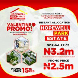 Residential Land Land for sale Lekki Free Trade Zone, Ibeju-Lekki Free Trade Zone Ibeju-Lekki Lagos - 0