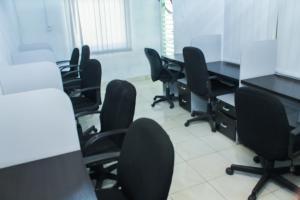 Workstation Co working space for shortlet Bayo Dejonwo Street. LSDPC Maryland Estate Maryland Lagos